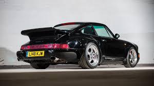 1991 porsche 911 turbo rare porsche 911 turbo s leichtbau gets into bidding war