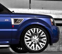 kahn land rover project kahn unveils new rs300 range rover sport