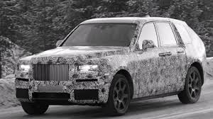 roll royce cullinan rolls royce cullinan spied youtube