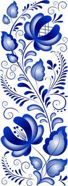 vector flower ornament pdf free vector 17 995 free