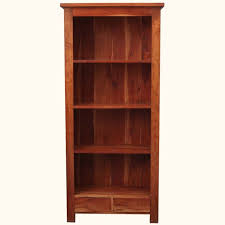 furniture interior attractive solid wood bookshelves solid wood