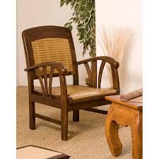 meubles en bambou fauteuil colonial teck bambou meubles macabane meubles et