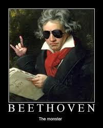 Beethoven Meme - beethoven slams nyc radio classical countdown
