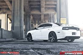 rims for dodge charger 2012 white dodge charger with vossen wheels by need4speed motorsports