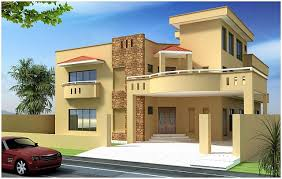3d Front Elevation Com 8 Marla House Plan Layout Elevation by Indian House Kanal 10 Marla Plan 3d Front Elevation Of