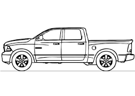 The 25 Best Truck Coloring Pages Ideas On Pinterest Truck Coloring Truck Pages