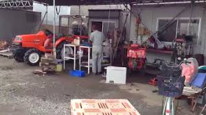 kubota yanmar iseki mitsubishi japan tractor exporting youtube