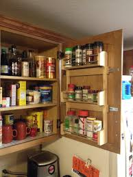 spice rack for kitchen cabinet door the simple yet useful