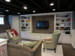 cheap finished basement ideas 1000 images about unfinished
