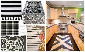Design Ideas For Washable Kitchen Rugs Washable Kitchen Rugs A Sturdy Yet Easy To Handle Furnishing