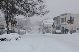 The Biggest Blizzard Natural Disaster Wikipedia