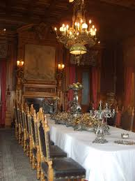 FileChapultepec Castle Dining Roomjpg Wikimedia Commons - Castle dining room