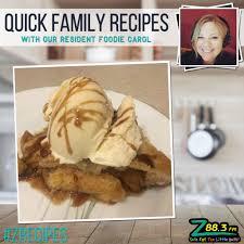 carol s s apple pie recipe z88 3 fm