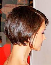 pictures of back of hair short bobs with bangs classic front and back views of short bob hairstyles
