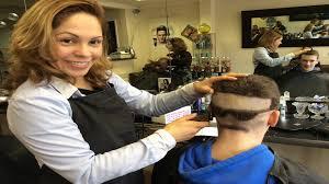 edith u0027s hair x press barber u0026 salon youtube