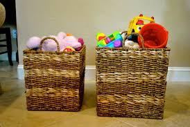 chagne baskets that house change baskets