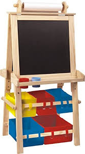 magnetic easel for toddlers deluxe standing easel two sided a frame paint easel chalk board