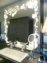 bathroom lighted vanity mirrors u2013 chuckscorner