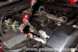 lexus es300 ignition coil location bmw e46 spark plug and coil replacement bmw 325i 2001 2005