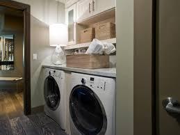 pneumatic laundry chute wall mounted fold down drying rack room