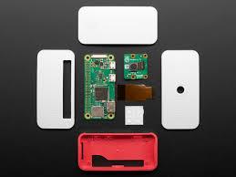 W by Raspberry Pi Zero W Camera Pack Includes Pi Zero W Id 3414