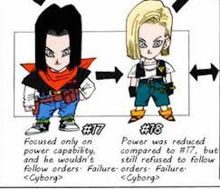 android 17 and 18 why is android 17 stronger than android 18 in gt when