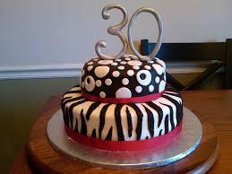 birthday cake ideas turning 30 image inspiration of cake and