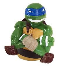 Tmnt Bathroom Set Amazon Com Teenage Mutant Ninja Turtle 6pc Bathroom Accessory Set