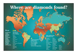 Production Map Gem Quality Mining Countries Producing Countries Corlia Global Leader In