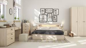 scandinavian bedroom home design ideas