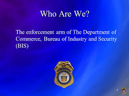bureau of industry security office of export enforcement bureau of industry and security bis