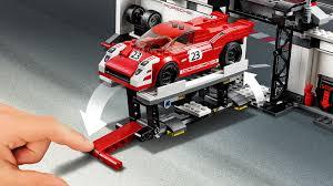 lego porsche instructions porsche 919 hybrid and 917k pit lane 75876 products speed