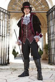 vampire of versailles costume for men chasing fireflies