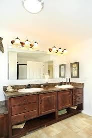 bathroom vanity light with outlet bathroom vanity light fixture