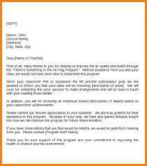 5 thank you letter for teacher from student legal resumedthank