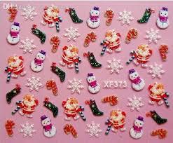 wholesale art 3d nail stickers design beauty nail sticker