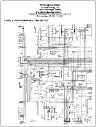 1983 volkswagen rabbit wiring diagram engine compartment and fuse