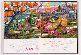Grayson Perry Vanity Of Small Differences Grayson Perry U2014 Sketches