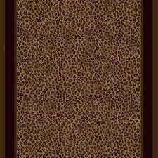 Cheetah Runner Rug Leopard Rugs Houzz