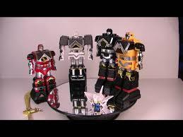 shogun megazord power rangers robot
