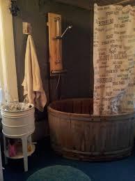 Outstanding Primitive Country Bathroom Decor Ideas