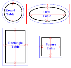 tablecloth ideas for round table free directions to sew a custom tablecloth squares rounding and free