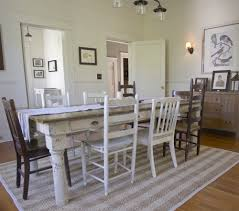 cottage style dining room home design ideas