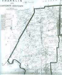 Franklin Ma Map Pennsylvania County Map