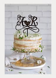 best cake toppers beautifully detailed wood cake toppers by best wedd mon