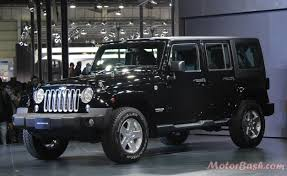 jeep black wrangler jeep launches wrangler grand cherokee u0026 srt pics features auto