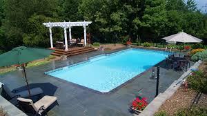Pool Patio Design Pool Patios Ideas Rectangular Pool Patio Ideas Patio Pool Ideas