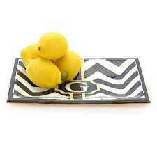 monogrammed platters and trays 238 best trays personalize it images on serving