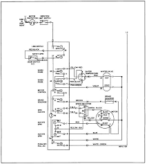 schematic diagram of washing machine wiring diagram and