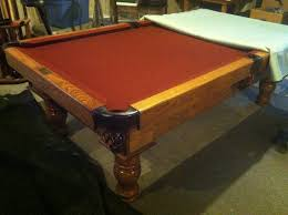 Dlt Pool Table by A E Schmidt Billiards Pool Table For Sale Very Clean 8 U0027 Hobbies